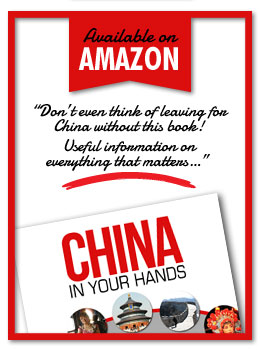 Buy China In Your Hands on Amazon